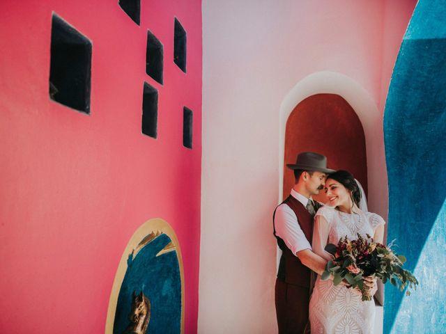 La boda de Michael y Michelle en Querétaro, Querétaro 32