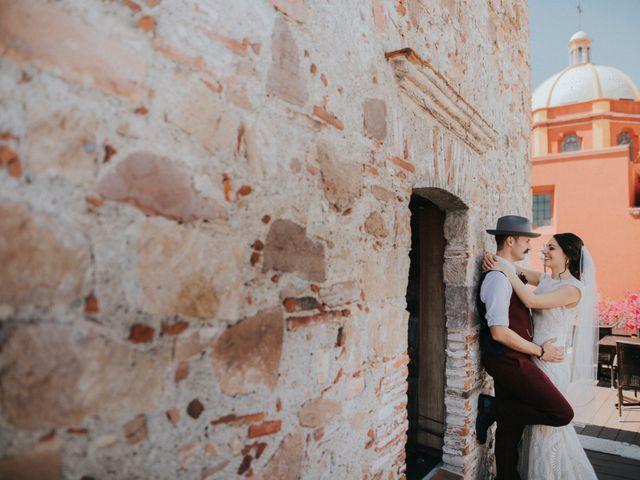 La boda de Michael y Michelle en Querétaro, Querétaro 33