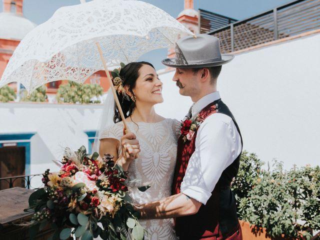La boda de Michael y Michelle en Querétaro, Querétaro 35