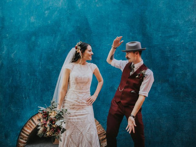 La boda de Michael y Michelle en Querétaro, Querétaro 36