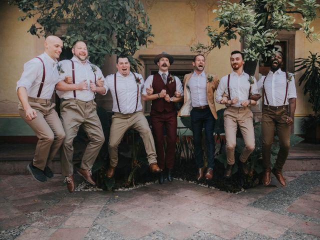 La boda de Michael y Michelle en Querétaro, Querétaro 38