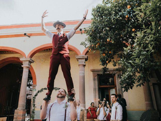 La boda de Michael y Michelle en Querétaro, Querétaro 39