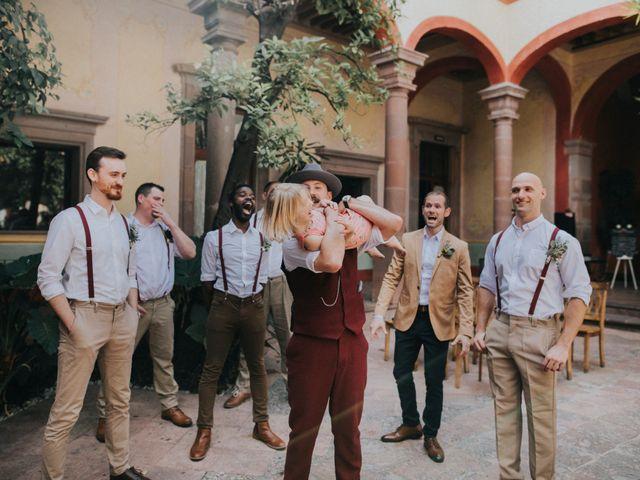 La boda de Michael y Michelle en Querétaro, Querétaro 41