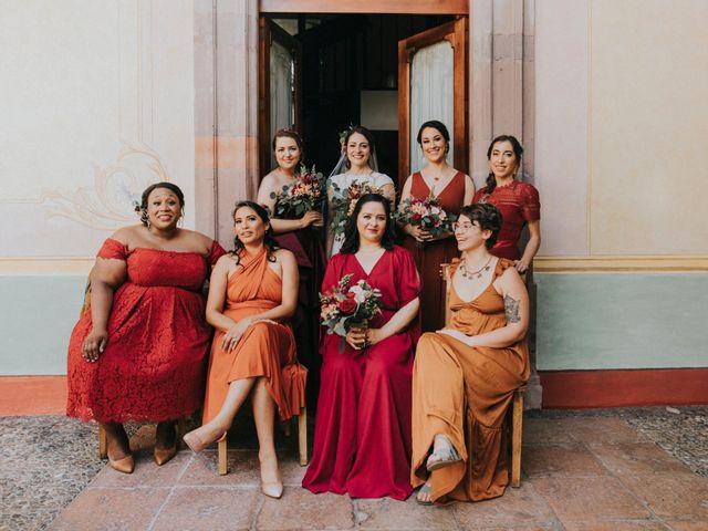 La boda de Michael y Michelle en Querétaro, Querétaro 42