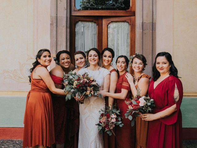 La boda de Michael y Michelle en Querétaro, Querétaro 43