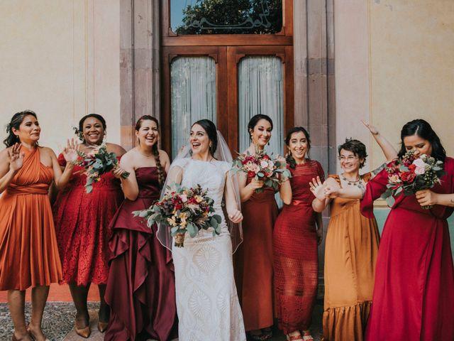 La boda de Michael y Michelle en Querétaro, Querétaro 44