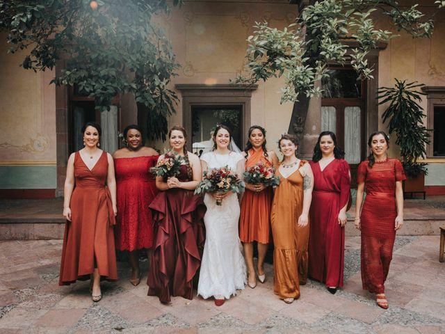 La boda de Michael y Michelle en Querétaro, Querétaro 45