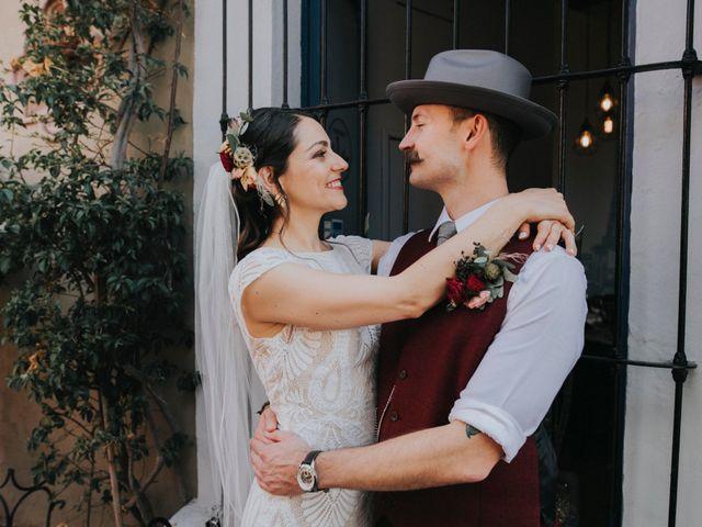 La boda de Michael y Michelle en Querétaro, Querétaro 47