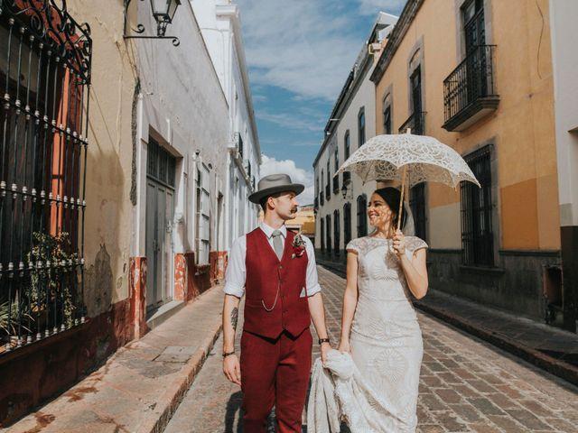 La boda de Michael y Michelle en Querétaro, Querétaro 49