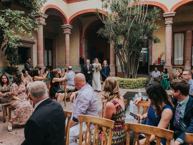 La boda de Michael y Michelle en Querétaro, Querétaro 53
