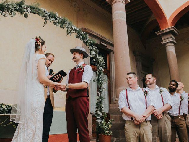 La boda de Michael y Michelle en Querétaro, Querétaro 55