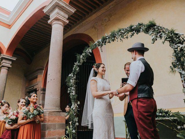 La boda de Michael y Michelle en Querétaro, Querétaro 56