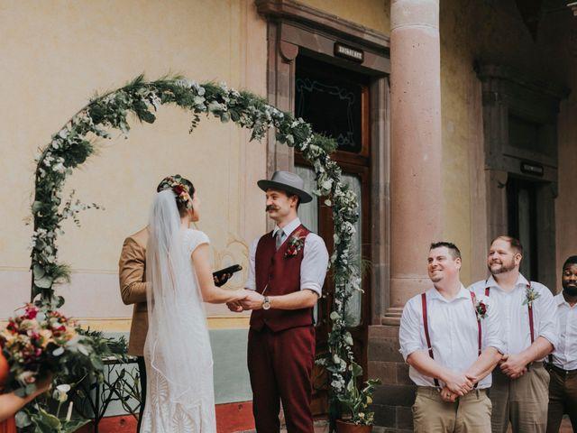La boda de Michael y Michelle en Querétaro, Querétaro 57