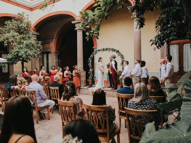 La boda de Michael y Michelle en Querétaro, Querétaro 59