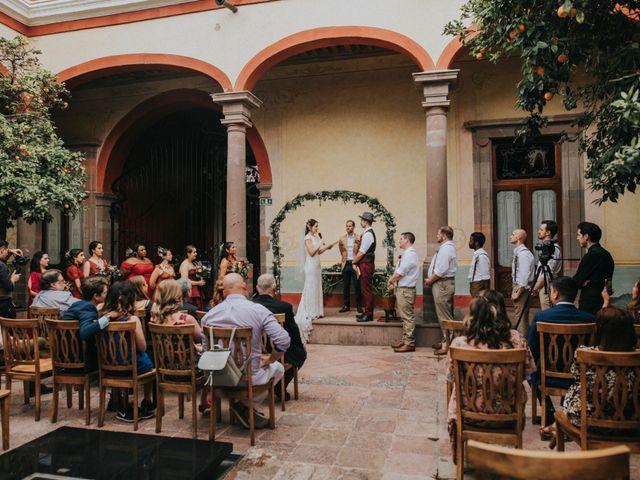 La boda de Michael y Michelle en Querétaro, Querétaro 61