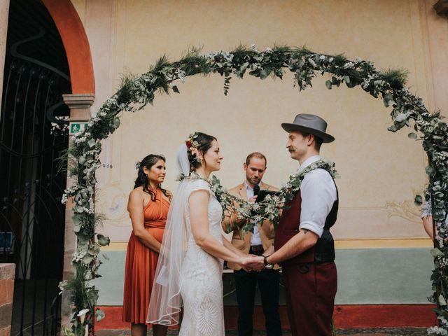 La boda de Michael y Michelle en Querétaro, Querétaro 63