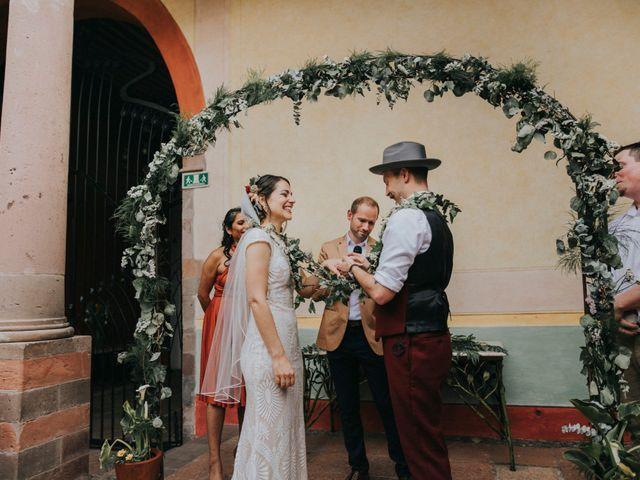 La boda de Michael y Michelle en Querétaro, Querétaro 64