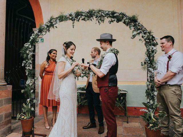 La boda de Michael y Michelle en Querétaro, Querétaro 65