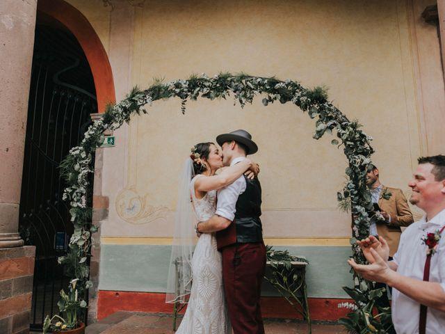 La boda de Michael y Michelle en Querétaro, Querétaro 67