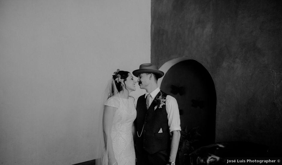 La boda de Michael y Michelle en Querétaro, Querétaro