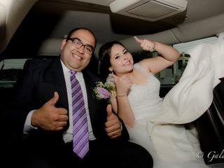 La boda de Osiris y Mario Alberto
