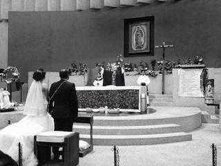 La boda de Ernesto y Gabriela 1