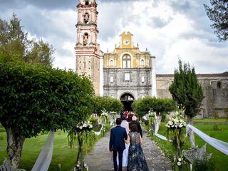 La boda de Claret y Daniel 1