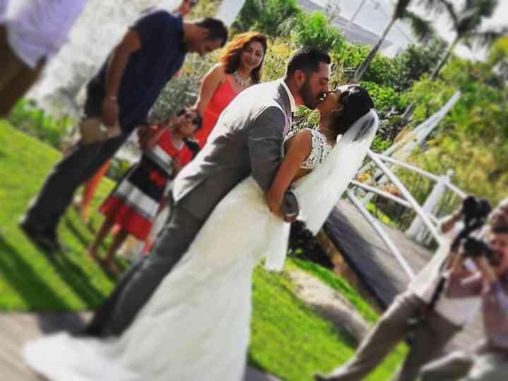 La boda de Daniela  y Mario Alberto
