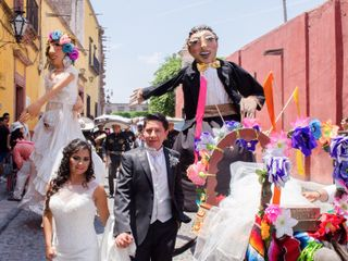 La boda de Melisa y Ricardo