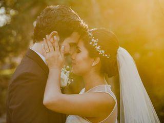 La boda de Marilú y Alvar