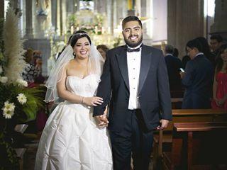 La boda de Alexis y Hugo