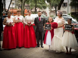 La boda de Haydeé y Paris 3