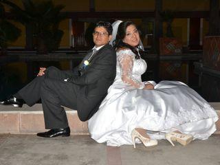 La boda de Maribel y César