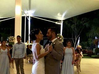 La boda de Daniela  y Mario Alberto  1