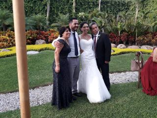 La boda de Daniela  y Mario Alberto  3