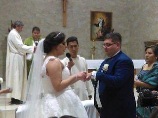 La boda de Gabriela y Brayan 1
