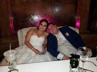 La boda de Gabriela y Brayan 2