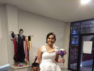 La boda de Gabriela y Brayan 3