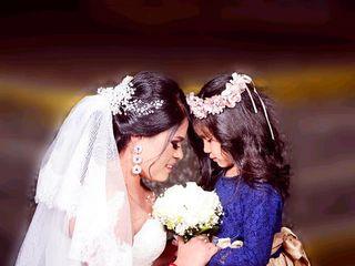 La boda de Angelica y Julio Cantero 2