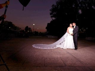 La boda de Angelica y Julio Cantero
