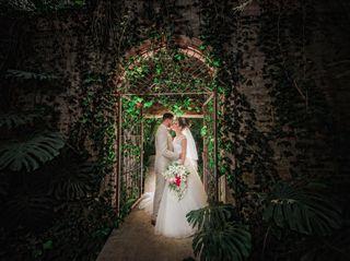 La boda de Jacaranda y Alberto