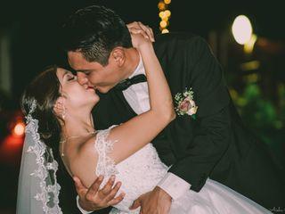 La boda de Liza y Ángel 1