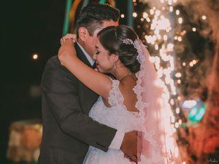 La boda de Liza y Ángel