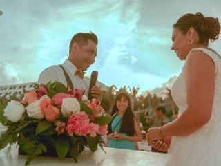 La boda de Brenda y Hery