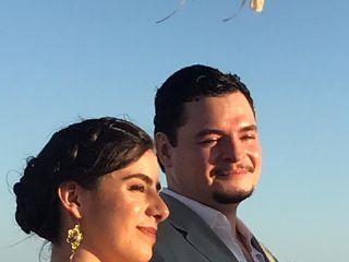 La boda de Emilio y Rebeca 1