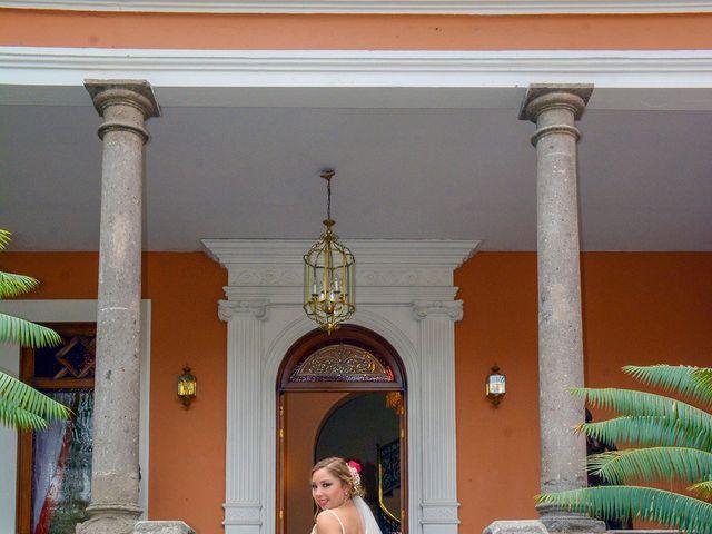 La boda de Sergio y Vanesa en Guadalajara, Jalisco 12