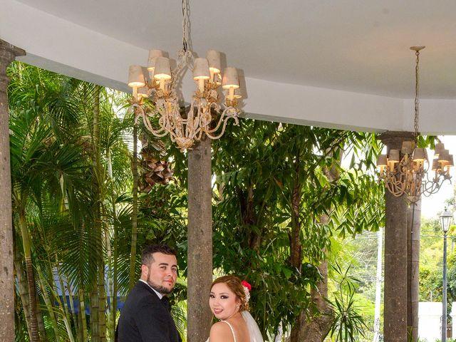 La boda de Sergio y Vanesa en Guadalajara, Jalisco 13