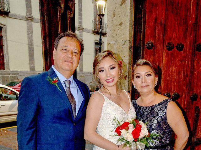 La boda de Sergio y Vanesa en Guadalajara, Jalisco 30