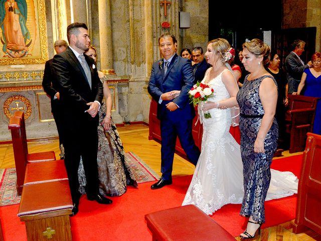 La boda de Sergio y Vanesa en Guadalajara, Jalisco 32