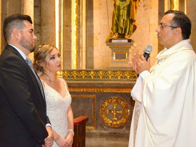 La boda de Sergio y Vanesa en Guadalajara, Jalisco 33